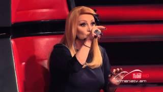 Elina Margaryan vs. David Rodriguez,Amor Gitano - The Voice of Armenia - The Battles - Season 3