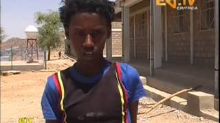 Eritrean News  Molki - New Constructed School - Eritrea TV