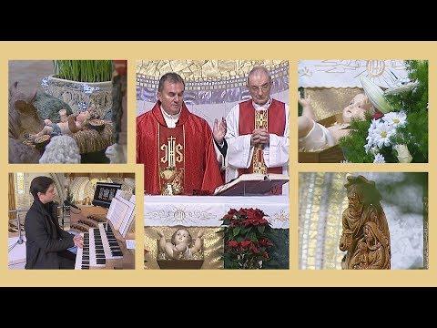 2019-12-26 2019-12-26 Karácsony másnapja (Szent István vértanú) szentmise a Gazdagréti Szent Angyalok Plébánián