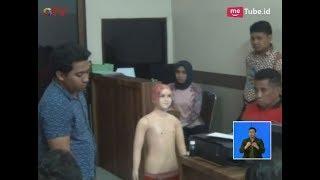 Perawat Cabul Lakukan Reka Ulang Adegan dengan Boneka di Kantor Polisi - BIS 31/01