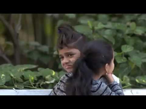 Ditya Bhande and Dipali Borkar   Ditya turns Dipali into a boy   Super Dancers  Unseen   Ep 2