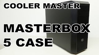 With a modular system, the Cooler Master MasterBox 5 Case is a versatile product allowing anyone to build a system to meet their needs, no matter if you're a gamer or a film maker. Configurable drive cages/brackets and power supply cover, lots of cooling support, great styling and being affordable makes this a very desirable computer case. ~#1799 Cooler Master MasterBox 5 Case Video Review Price Grabber: http://3dgameman.pgpartner.com/search_getprod.php?masterid=1877054396&search=Cooler+Master+MasterBox+5+Case&rd_type=MInfo/Comments: http://3dgameman.com/reviews/1799/cooler-master-masterbox-5-caseWhere to purchase:Canada Computers: http://bit.ly/1Qc3oFfMemory Express: http://bit.ly/1WRDCIvNCIX: http://bit.ly/1UEgZ4dFor sponsorship and other inquiries, please email gameman@3dgameman.comSOCIAL:Facebook: https://www.facebook.com/3dGameManTwitter: https://twitter.com/3dGameManSteam: http://steamcommunity.com/groups/3dGameManThanks for liking, subscribing and sharing :)