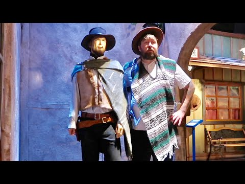 Inside The Hollywood Wax Museum in Los Angeles