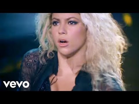 Shakira - Ciega, Sordomuda (from Live & Off the Record)