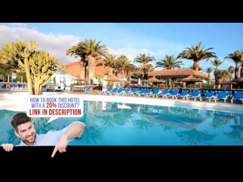 Marconfort Atlantic Gardens Adults Only - All Inclusive, Playa Blanca, Spain, Review HD