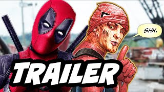 Deadpool Teaser Trailer Wolverine and Spider Man Spideypool