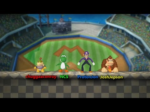 stadium - It's Dragon Quest inside Mario Sluggers inside Monopoly! Who would've thought?