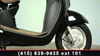 8. 2012 SYM Mio 50 - SF Moto - San Francisco, CA 94103