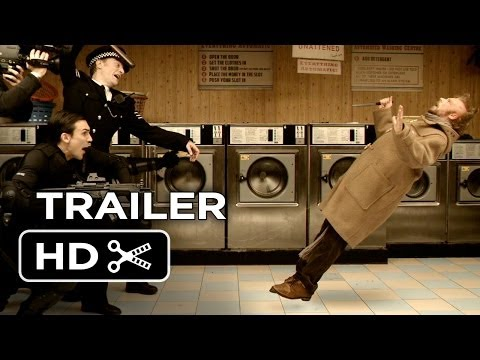 A Fantastic Fear Of Everything Official US Release Trailer #1 (2014) - Simon Pegg Comedy Movie HD