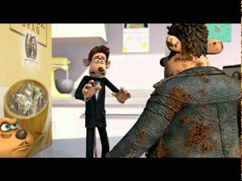 "DreamWorks Animation's ""Flushed Away"""