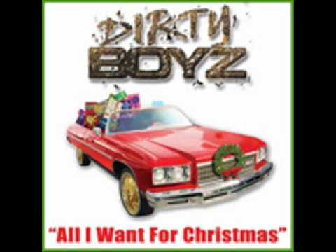 All I Want For Christmas Is To Get It Crunk