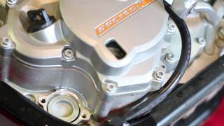 5. How-To: 2011 KTM 530 EXC oil change