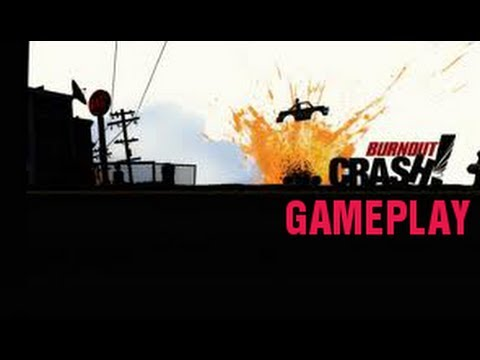 Burnout Crash! Playstation 3