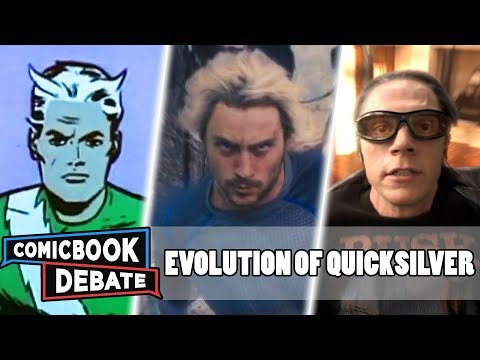 Evolution of Quicksilver in Cartoons, Movies & TV in 8 Minutes (2019)