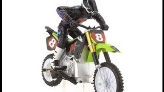 Radio Remote Control Mini RC Motorcycle Toys 2014B1-3  RMC159929