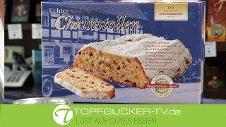 Sächsischer Christstollen aus der Sächsisch Thüringischen Schokoladen-Manufaktur