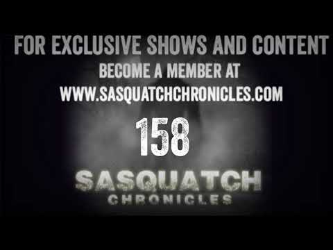 SC EP:158 Face to face with a Sasquatch in British Columbia