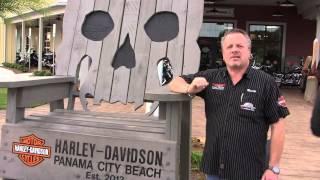 Apalachicola (FL) United States  city photos gallery : Harley Davidson Motorcycle Dealership in Apalachicola, FL USA