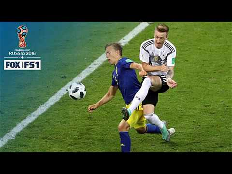 Germany v Sweden - 2018 FIFA World Cup Russia™ - Match 27 best scene