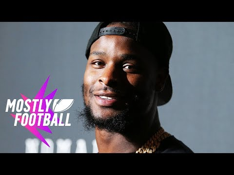 Le'veon Bell or James Conner?   Mostly Football