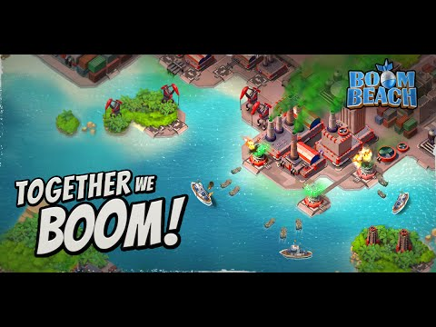Beach - Introducing Task Forces! Fight Together in New Boom Beach Cooperative Mode! ✓Like this video? Subscribe Today!: http://goo.gl/2qkJ8I ✓Get Free Gems & Diamonds! [Direct Link] http://goo.gl/mBhz...
