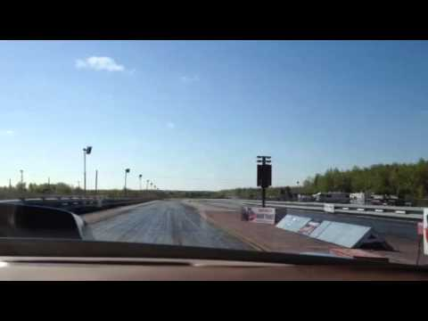 brunswick - 1980 Trans Am 400 small block 1/4 mile run. 13.6 seconds.