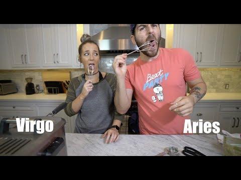 A Virgo And An Aries Make Cannolis - Thời lượng: 14 phút.