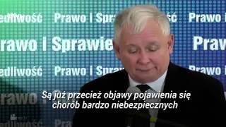 Kaczyńskie zdążył już obrazić wszystkich!
