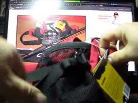 Відеоогляд поясної сумки Tramp Sashbag