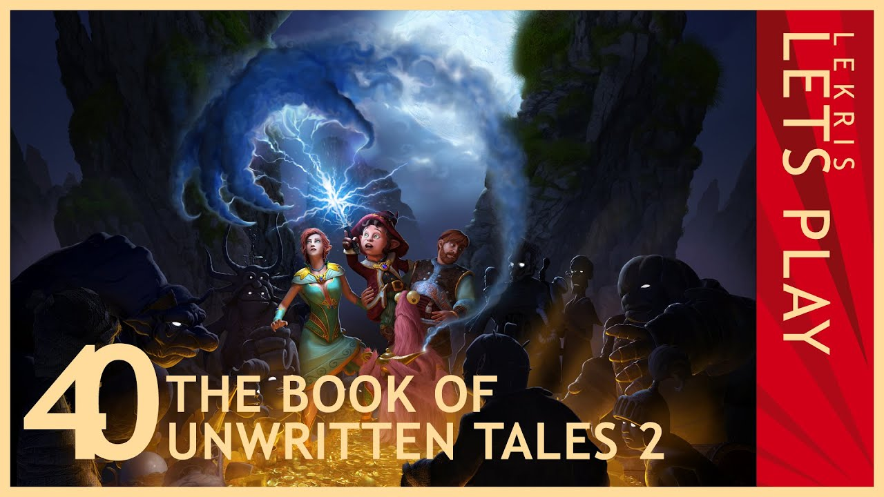 The Book of Unwritten Tales 2 - Kapitel 3 #40 - Gerechter Richter