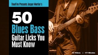 Blues Bass by Jasper Mortier