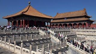 The Forbidden City 紫禁城 in Ultra HD / 4K