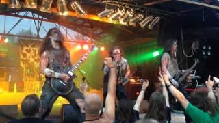 Video Sekhmet - Eternal Hate Festival 2015 - Black Fucking Metal