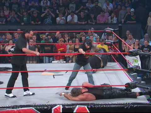 0 Hall and Waltman Turn On Kevin Nash