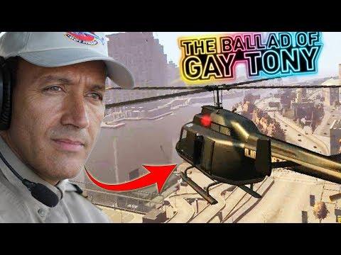 GTA: THE BALLAD OF GAY TONY #13 - EU QUERO IMAGENS COMANDANTE HAMILTON