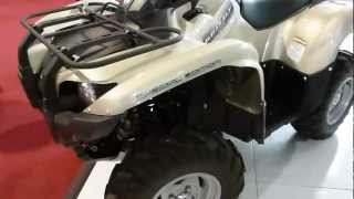 5. yamaha Grizzly 700 2013 colombia Special Edition Amarillo