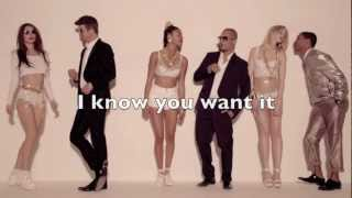 Robin Thicke - Blurred Lines (ft. T.I.&Pharrell) HD With Lyrics On Screen