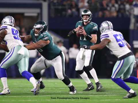 John McMullen talks state of the Eagles at the Bye Week, impact of Cowboys-Vikings game, and more