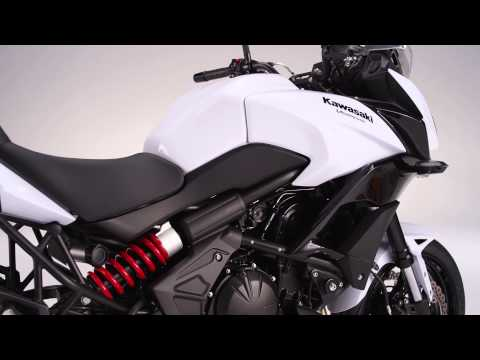 New Kawasaki Versys 650 MY15 - Official Video