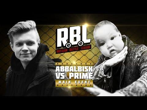 RBL: ABBALBISK VS WALKIE (AKA PRIME)