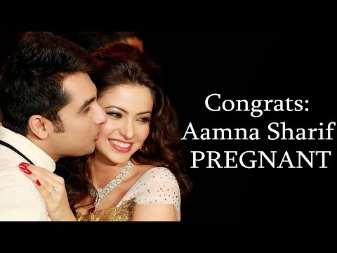 Congrats: Aamna Shariff PREGNANT