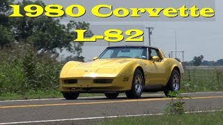 Quick Tour & Cruise with Rob and his 53,000 mile survivor 1980 Corvette L-82. This car displays all original Corvette Yellow paint, Oyster interior, and the optional L82 High Performance V8, the last of the L82s. It is all number's matching and has the rare blue tinted glass T-Tops. Filmed by Samspace81 in 4K UHD. Follow me on Facebook - https://www.facebook.com/samspace81/