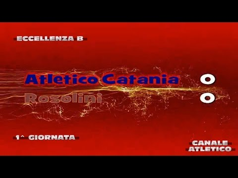 , title : 'Atletico Catania   Rosolini 13 09 2015'