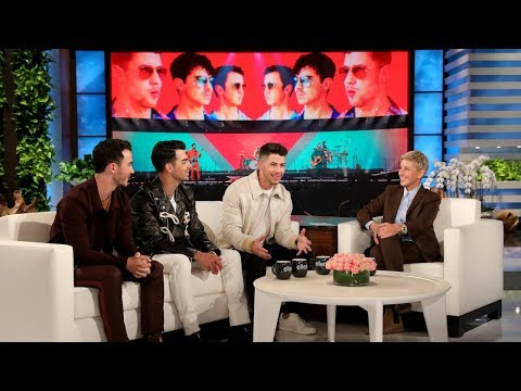 Why Ellen Is Responsible for the Jonas Brothers Career