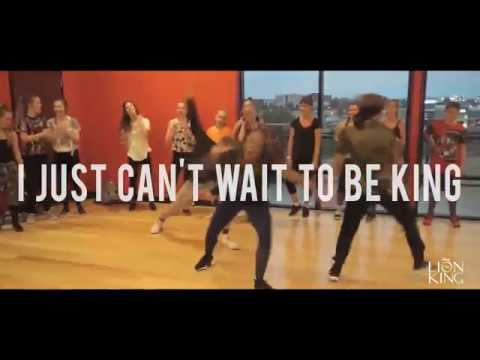 The Lion King | Oh I Just Can't Wait To Be King (видео)