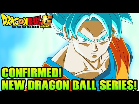 new dragonball z series confirmed. july 2015 updates & more