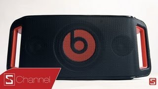 Schannel - Mở hộp loa Beats by Dr. Dre Beatbox Portable Bluetooth Speaker bản 2013 - CellphoneS