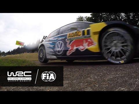 WRC/Rally Alemania - Shakedown