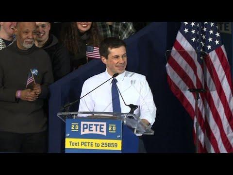 Qui est Pete Buttigieg, candidat à la Maison Blanche et star montante des démocrates ? | AFP News