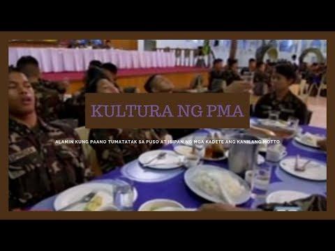 Ang kultura ng mga kadete ng Philippine Military Academy:  Katapangan, karangalan at katapatan. Ito ang motto ng Philippine Military Academy. Paano kaya tumatatak sa puso at isipan ng mga kadete ang motto na ito? (Date aired: August 22, 2013)GMA News Online: http://www.gmanews.tvFacebook: http://www.facebook.com/gmanewsTwitter: http://www.twitter.com/gmanews